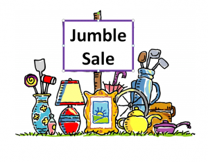 Jumble Sale March 2020
